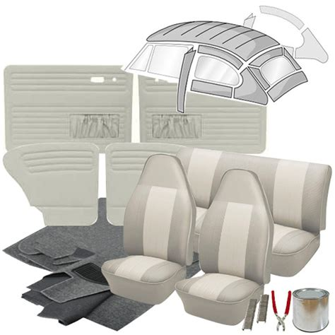 Vw Interior Kits by Deluxe 12 Inch Seat Insert Vw Interior Kit Beetle