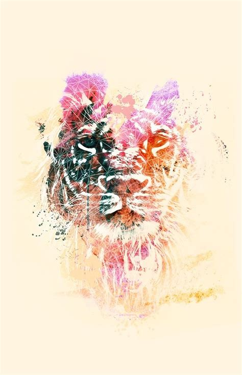 watercolor tattoo lion watercolor addiction