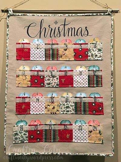 fabric advent calendars to make 1000 ideas about fabric advent calendar on