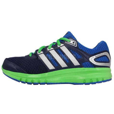 adidas youth running shoes adidas duramo 6 k blue navy green youth boys running
