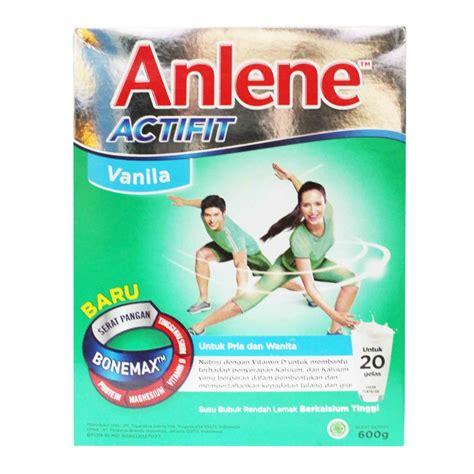 Anlene Gold 600gr Anlene Actifit Vanila 600gr