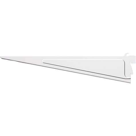 shelf bracket 12 quot 285300 closetmaid essential hardware
