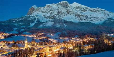 cortina italia cortina d ezzo the best ski resort in the dolomites
