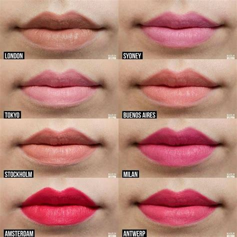 Nyx Lipstick Best Seller nyx smlc best seller products ready semua warna now only
