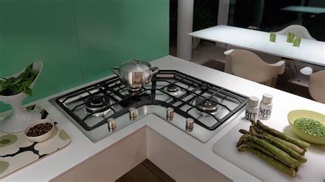 piano cottura angolo franke cucina le soluzioni per l angolo cose di casa