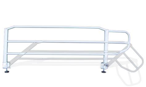 barandillas para camas de adultos barandilla de cama abatible