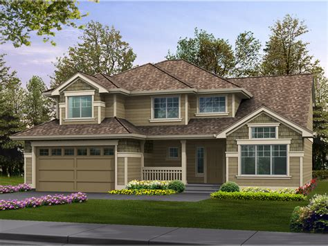 Farmhouse House Plan patterson woods craftsman home plan 071d 0049 house