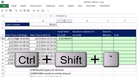 Georgetown Mba Price Total by Formula To Calculate Total Cost In Excel Excel Datedif