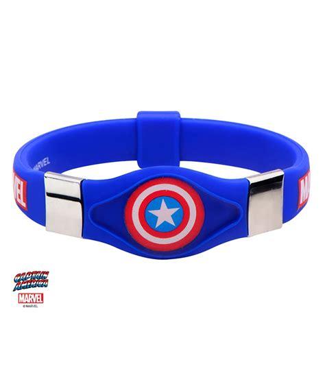 Captain America Bracelet bracelet silicone marvel captain america