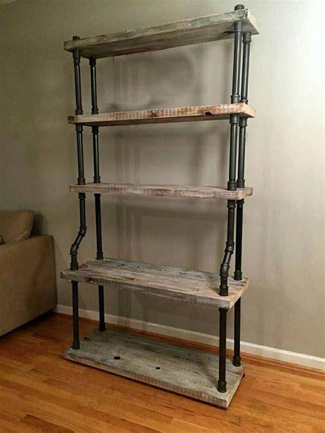 galvanized pipe shelves best 25 galvanized pipe shelves ideas on iron