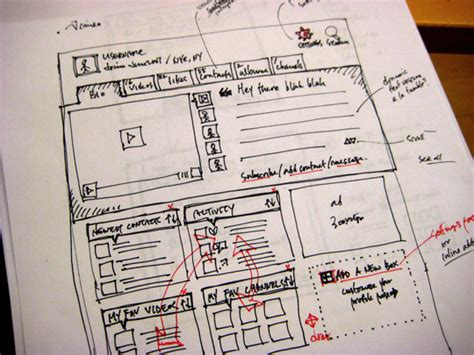 layout web sketch 18 great exles of sketched ui wireframes and mockups