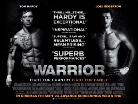 film warrior 2 new clips from mma fight film warrior starring tom