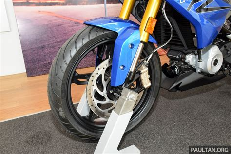 Bmw Motorrad In Malaysia by 2016 Bmw Motorrad G310r Previewed In Malaysia Image 499585