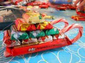 Christmas Decoration Sleigh Ellyn S Place Candy Sleighs