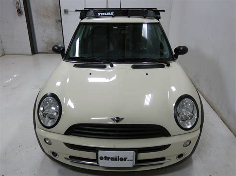 Roof Rack Mini Cooper by Accessories And Parts For 2005 Mini Cooper Thule Th871xt