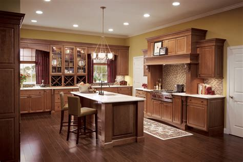 Decorating With Cherry Wood Kitchen Cabinets My Kitchen Cherry Kitchen Cabinets