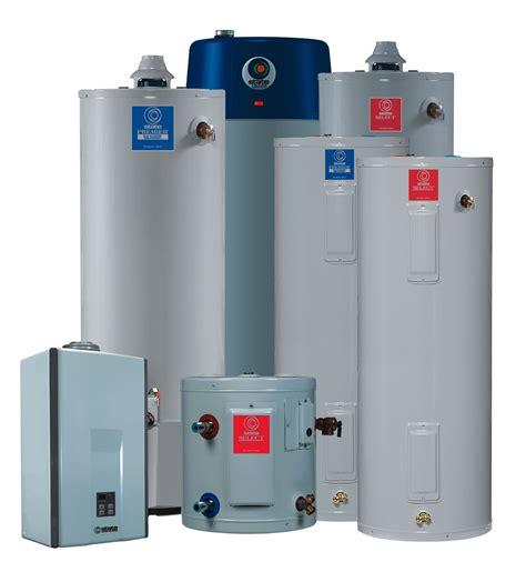 water heaters local plumbing service