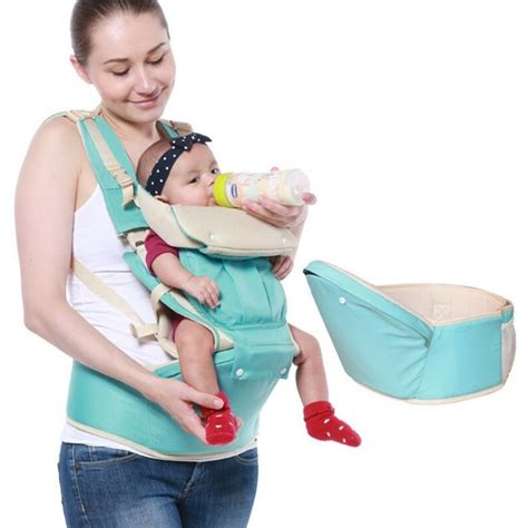 Infant Wrap 4pcs 4 ergonomic baby carrier baby sling wrap carriage hipseat newborn sling backpack breathable