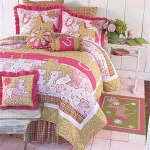 Bedding girls comforters girls quilts boys bedding girls horse bedding
