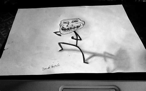 imagenes para dibujar a lapiz en 3d faciles dibujos 3d a lapiz arte anam 243 rfico taringa