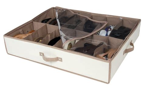 shoe storage under bed 5 best underbed shoe storage keep your shoes clean