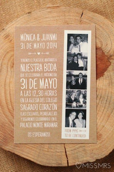 invitaciones de boda por 30 centimos invitaciones boda 20 centimos invitaciones y detalles de ideas originales para armar tu tarjeta de casamiento