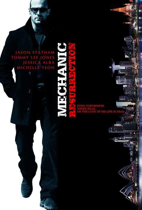 film de jason statham 2015 affiche du film mechanic r 233 surrection affiche 3 sur 3