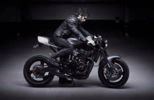 Suzuki Gsx Cafe Racer Le Atelier Suzuki Gsx R 750 Return Of The Cafe Racers