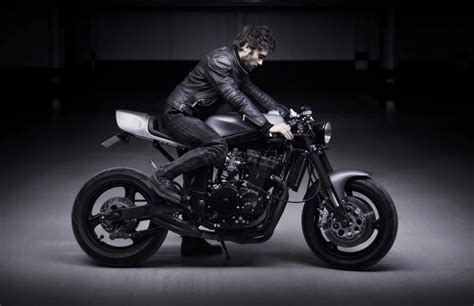 Suzuki Gsx 750 Cafe Racer Le Atelier Suzuki Gsx R 750 Return Of The Cafe Racers