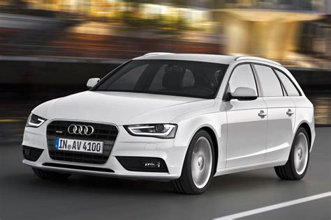 Audi A4 1 8 Fuel Consumption by Audi A4 Avant 1 8 Tfsi 170hp Quattro 2012 2014 Fuel