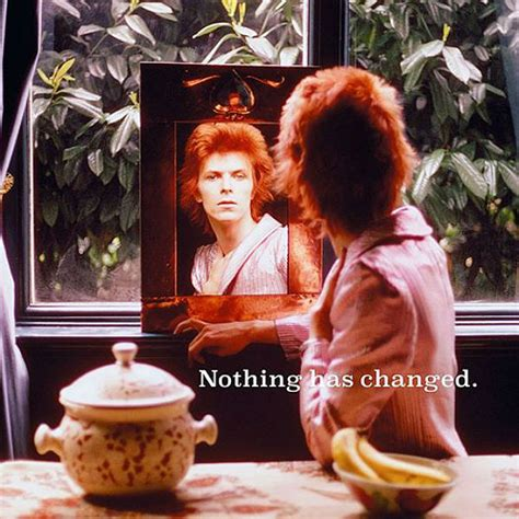 in the mirror everything changed when he met his soul books david bowie nothing has changed 171 american songwriter