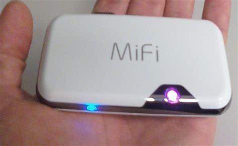 Mifi Portable Wifi Hotspot Device by Mifi