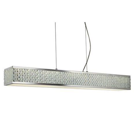 Large Rectangular Pendant Light Baltimore Large Rectangular Led Ceiling Pendant Light