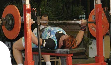 college bench press record the european powerlifting federation