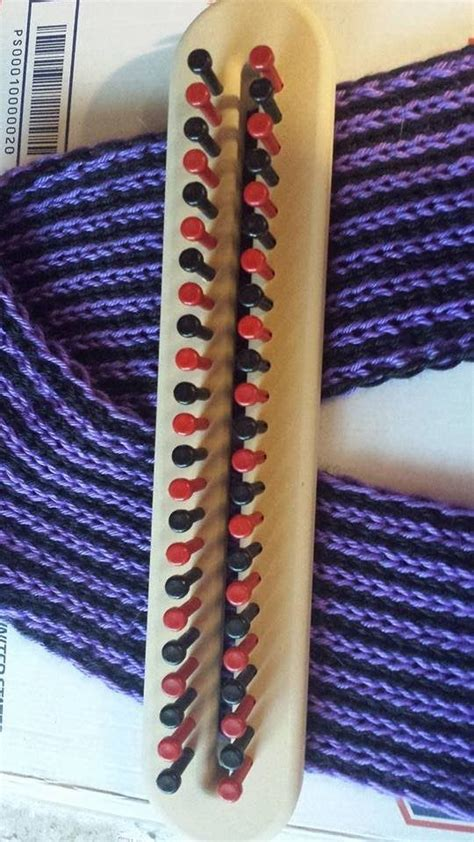 knifty knitter patterns scarf round loom 25 unique loom scarf ideas on pinterest loom knitting