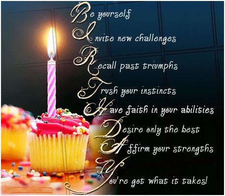 Happy Birthday Wishes Quotes For 125 Inspirational Happy Birthday Quotes And Wishes With Images