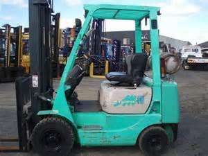 Mitsubishi Fg25 Forklift Parts Mitsubishi Forklifts For Sale Wf Gordon Forklifts