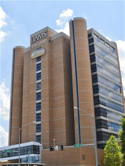 of arkansas for sciences rock hospitals dominate list of largest