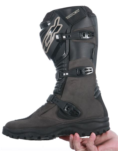 best motorcycle track boots viewing images for tcx track evo waterproof boots