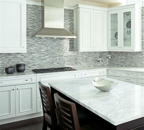 kitchen tile backsplash ideas with white cabinets backsplash ideas for white kitchen kitchen and decor