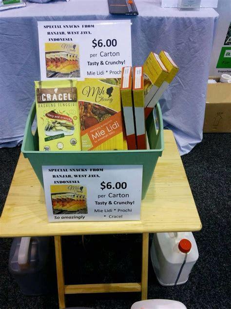 Mih Iteung produk umkm kota banjar test pasar di newzealand