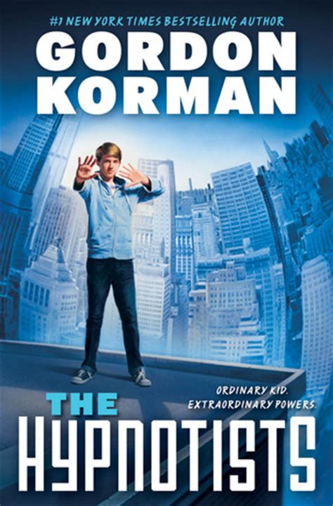 Joke Of The Day Hypnotist Error by The Hypnotists The Hypnotists 1 By Gordon Korman