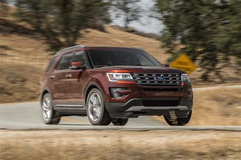Explorer 2 3l Ecoboost Review by 2016 Ford Explorer 2 3l Ecoboost Awd Test Review