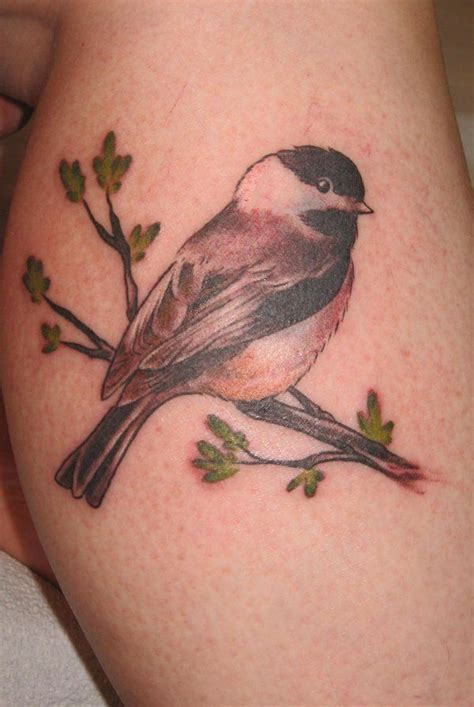 chickadee tattoo 44 best narrowing it images on