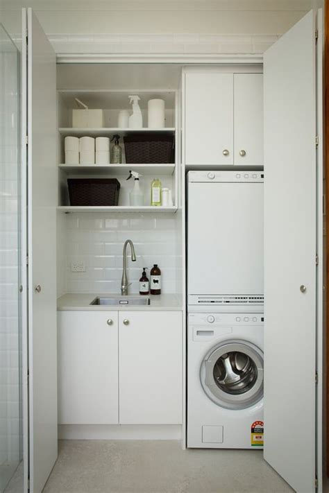 small laundry room ideas designs renoguide australian renovation ideas inspiration