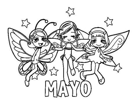imagenes del 5 de mayo para colorear dibujo de mayo para colorear dibujos net
