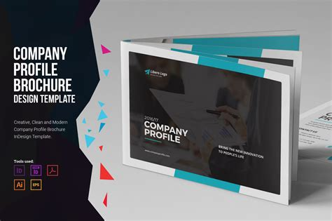 design your company profile company profile brochure design v2 by jabinh7