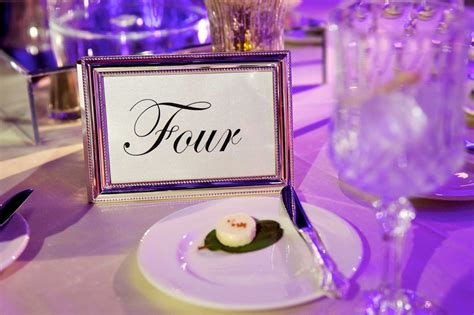 silver frames for wedding table numbers invitations more photos script font table number in