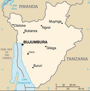 burundi world map the geography of burundi