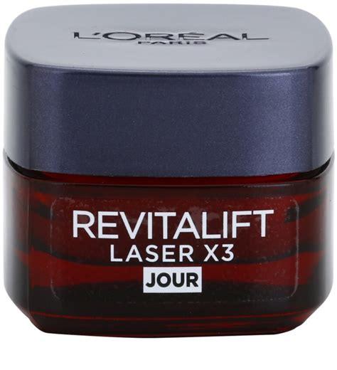 Loreal Revitalift Laser X3 l or 201 al revitalift laser x3 cr 232 me de jour anti 226 ge